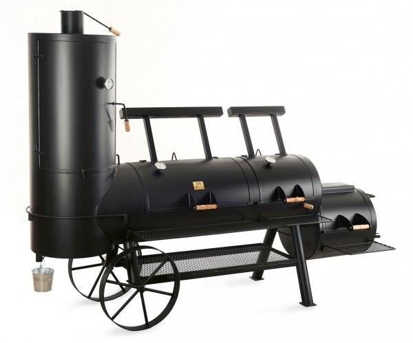 "JOE´s BBQ Smoker 24"" Extended Catering Smoker"