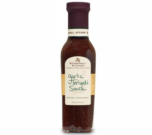 Stonewall Kitchen Garlic Teriyaki Sauce 330ml