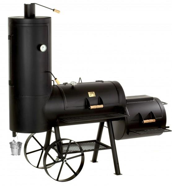 "JOE´s BBQ-Smoker 20"" Chuckwagon, Catering"