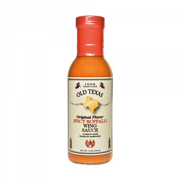 Old Texas Spicy Buffalo Wing Sauce 350ml