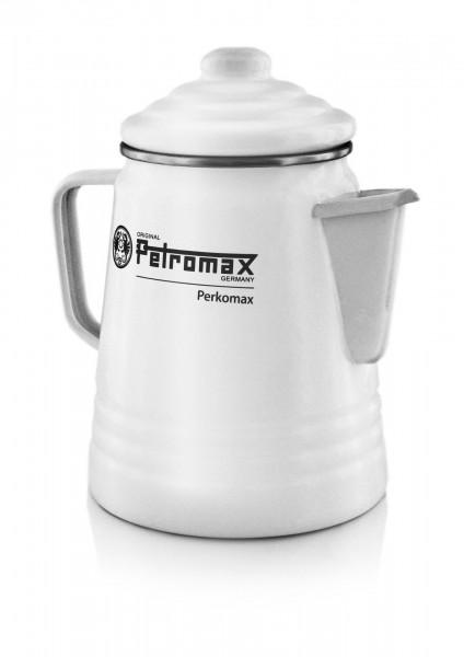 Petromax Tee- und Kaffee-Perkolator Weiß