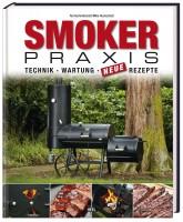 """Smoker Praxis"", Hardcover, 160 Seiten, vierfarbig"