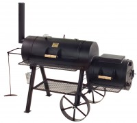 "JOE's BBQ Smoker 16"" Texas-Classic, lange Version"