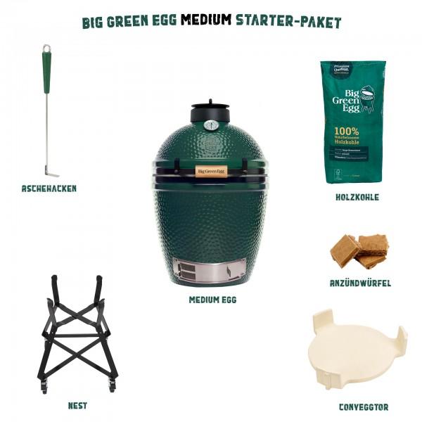 Big Green Egg Medium Starter-Paket
