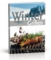 """""""Wintergrillen"""" von Tom Heinzle, 160 Seiten, 4-far"""