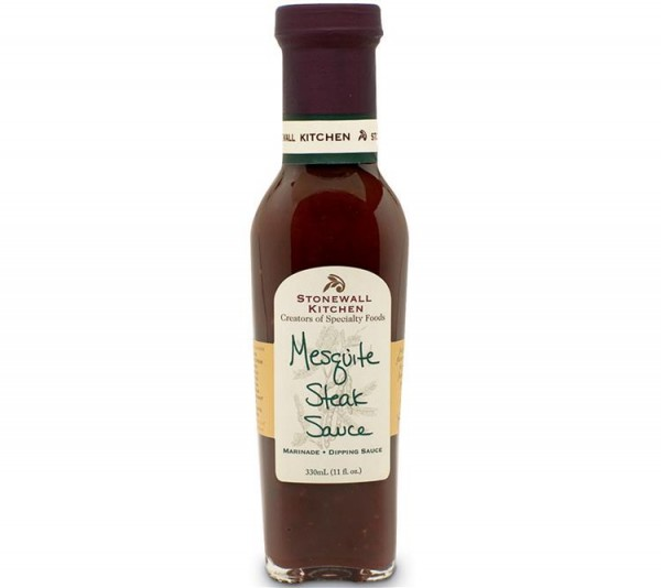 Stonewall Kitchen Mesquite Steak Sauce 330ml