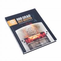 """Beefer Kochbuch """"800 Grad, Der Beefer"""" Band 1"""