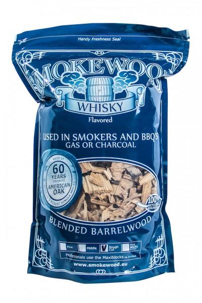 Smokewood Whisky - Räucherchips 700g