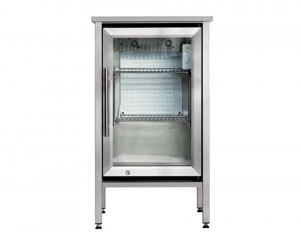 """Der Eckat """"Der Eiskalte"""" Kühlschrank-Modul mit Standfüßen, inkl Caso BBQ Cooler"""