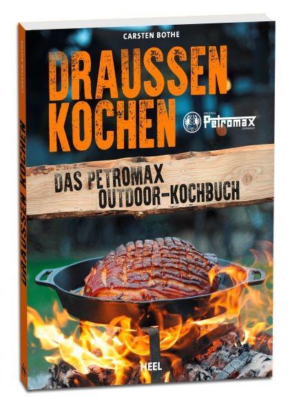 Draussen kochen Petromax Buch