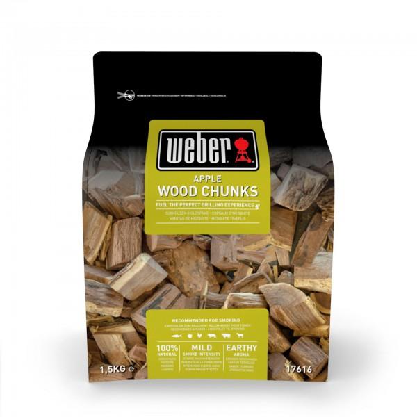 Wood Chunks - Apple (Apfel)