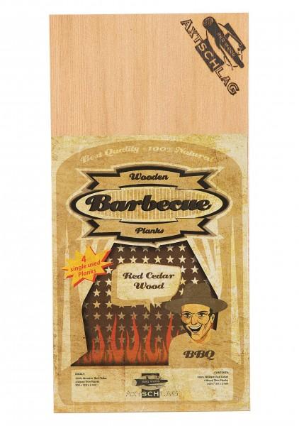 Axtschlag Wood Planks - Western Red Cedar (4 STK.)