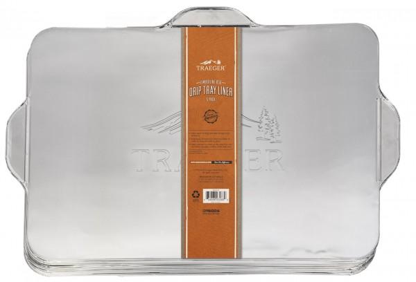 Traeger Fettauffangschale / Abtropfblech für Timberline 850 (5er Pack)