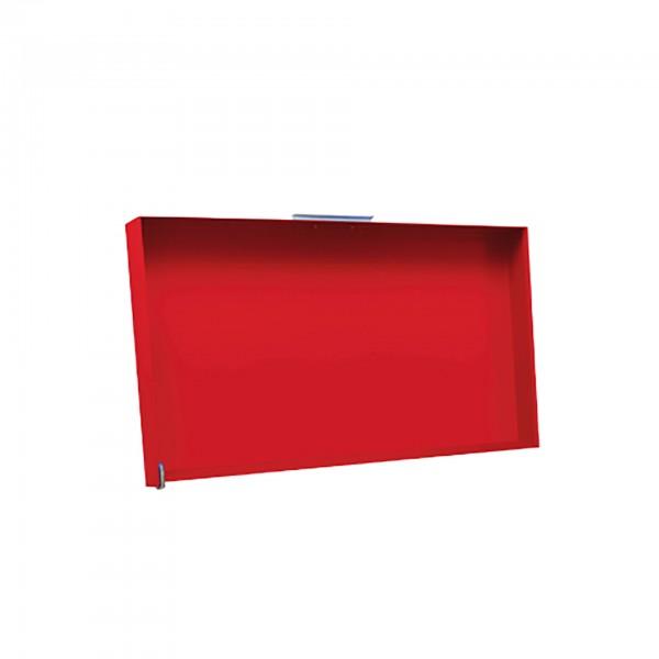 Simogas Deckel für Rainbow 70, Rot
