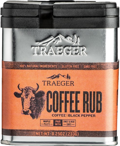 Traeger Coffee Rub 233g