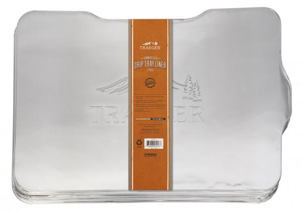 Traeger Fettauffangschale / Abtropfblech für Ironwood 650 (5er Pack)
