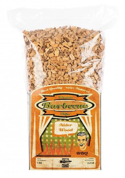 Axtschlag Räuchermehl - Alder (Erle) 1 kg