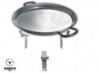 Moesta BBQ PAN'BBQ Set 60 / 67cm - für Smokin Pizzaring: 60 / 67cm