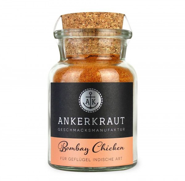 Ankerkraut BBQ-Rub Bombay Chicken