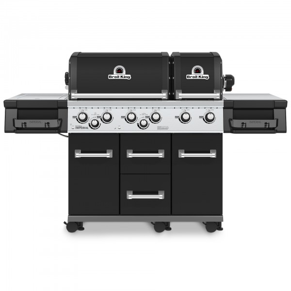 Broil King IMPERIAL™ 690 IR inkl. Drehspieß-Set