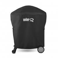 Weber Premium Abdeckhaube - Für Q 1000-Serie & Q 2000-Serie mit Stand oder Rollwagen