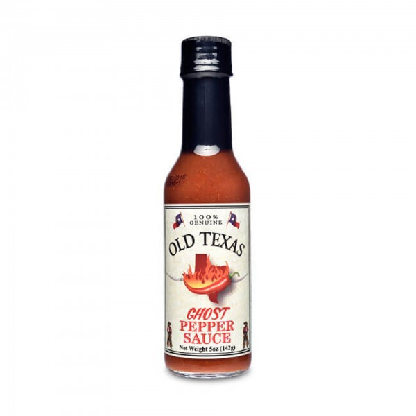 Old Texas Ghost Pepper Sauce 148ml