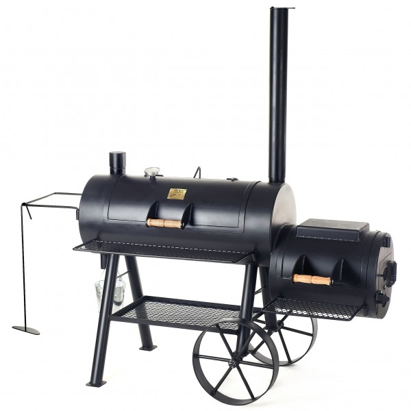 "16"" JOE´s Reverse Flow Smoker, lange Version"