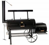"JOE's BBQ Smoker 20"" Championship Longhorn"