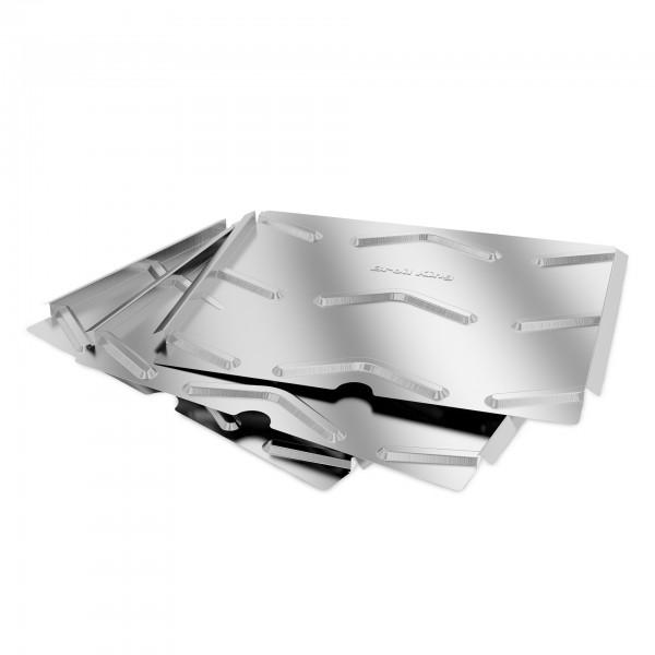 Broil King Aluminiumtropfeinlagen für Pellet Smoker 6 Stk.