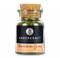 Ankerkraut Kräuterbutter Gewürz im Korkenglas 65g