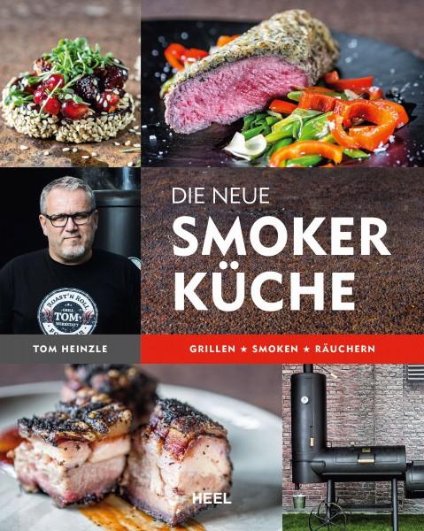 """""""Neue Smoker Küche"""" v. Tom Heinzle, 200 Seiten"""