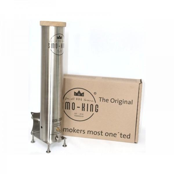 Smo-King Giga-Smo Kaltrauchgenerator Batteriepumpe