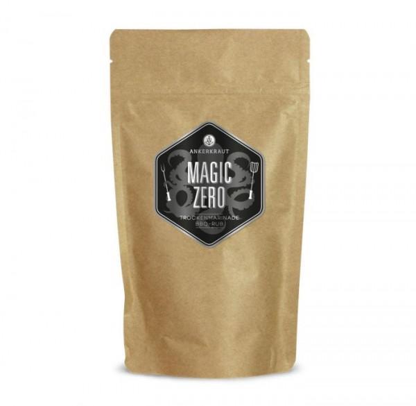 Ankerkraut BBQ-Rub Magic ZERO, OHNE ZUCKER im Beutel 250g