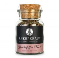 Ankerkraut Steakpfeffer No. 1 im Korkenglas 80g