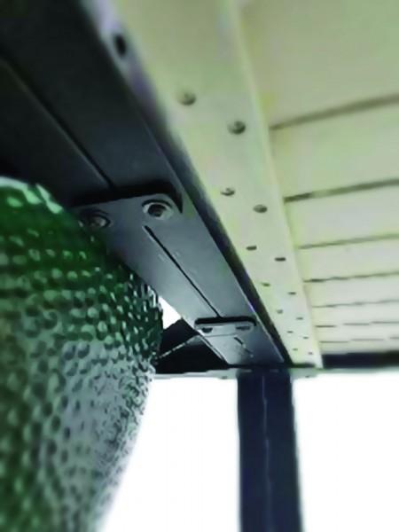 Big Green EGG Verbindungsstück (Standardlieferumfang beim erw. Modul)