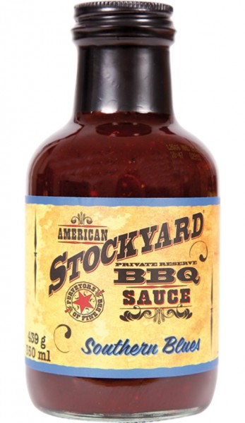 Stockyard Southern Blues BBQ Sauce 350ml