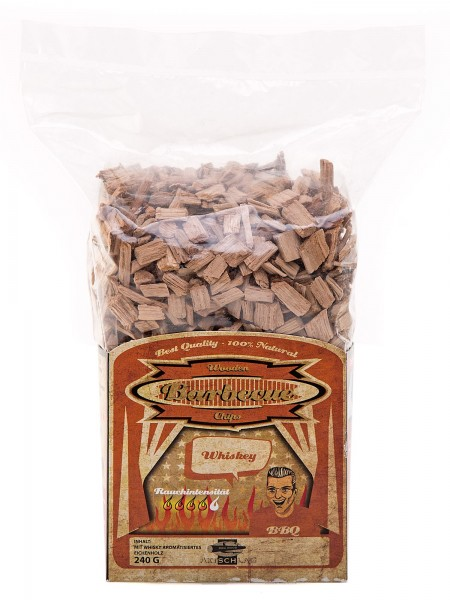 Axtschlag Räucherchips - Whisky/Eiche 240g