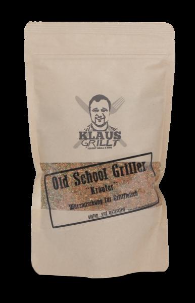 Klaus Grillt Old School Griller Kräuter im Beutel
