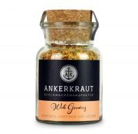 Ankerkraut Wok Gewürz im Korkenglas 95g