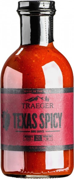 Traeger Texas Spicy BBQ Sauce (473 ml)