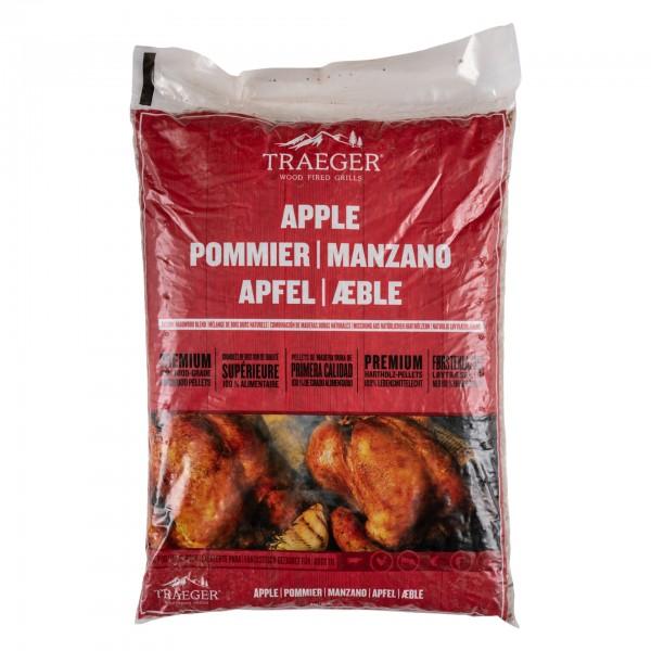 Traeger Pellets Apple (Apfel) - 9kg Beutel