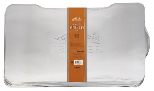 Traeger Fettauffangschale / Abtropfblech für Ironwood 885 (5er Pack)