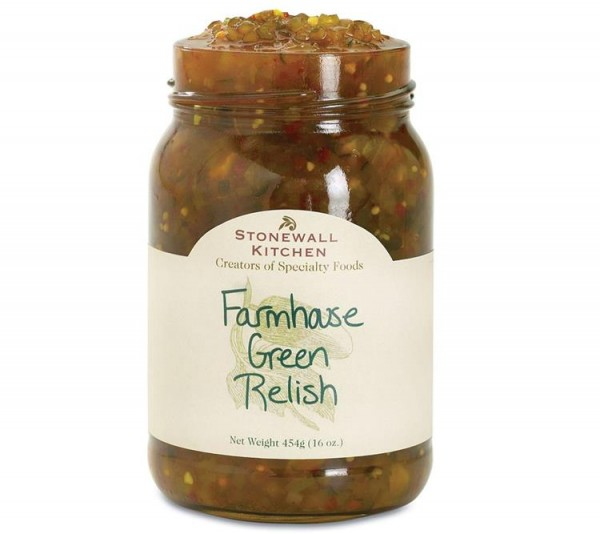 Stonewall Kitchen Farmhouse Green Relish