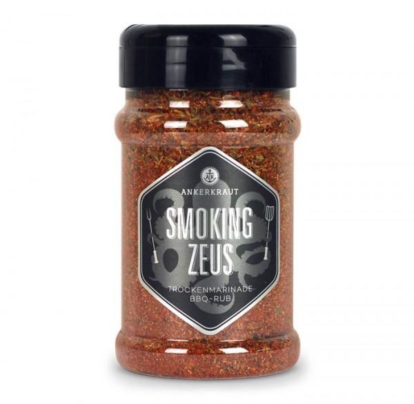 Ankerkraut BBQ-Rub Smoking Zeus im Streuer 200g