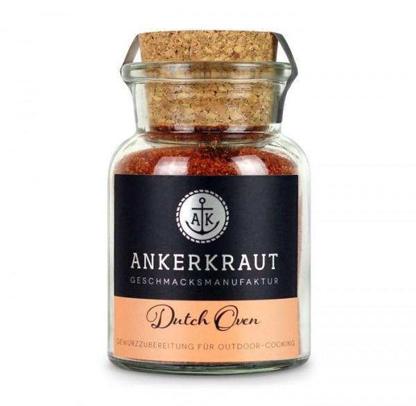 Ankerkraut Dutch Oven Gewürz im Korkenglas 90g