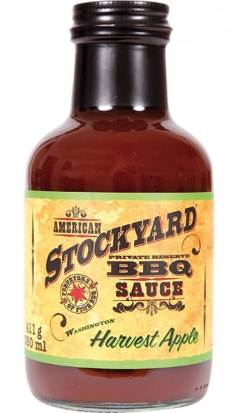 Stockyard Harvest Apple BBQ Sauce 350ml