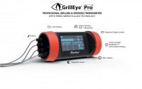GrillEye® PRO Plus WiFi / Bluetooth Grillthermometer