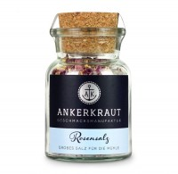 Ankerkraut Rosensalz im Korkenglas 130g