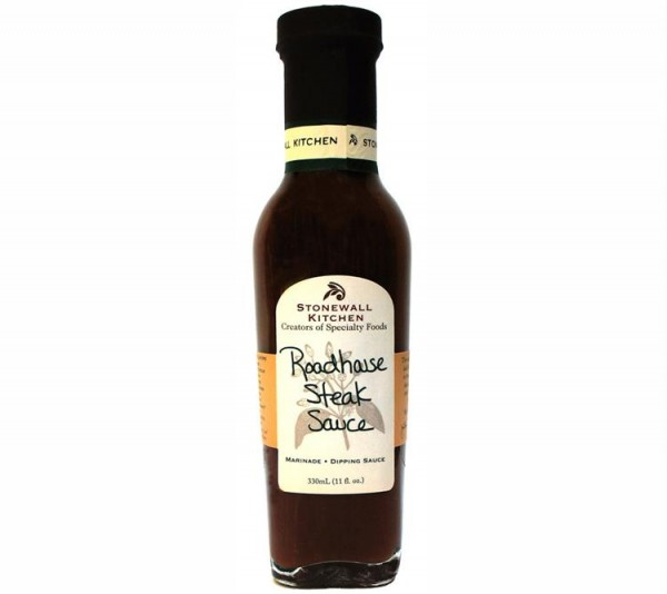 Stonewall Kitchen Roadhouse Steak Sauce 330ml