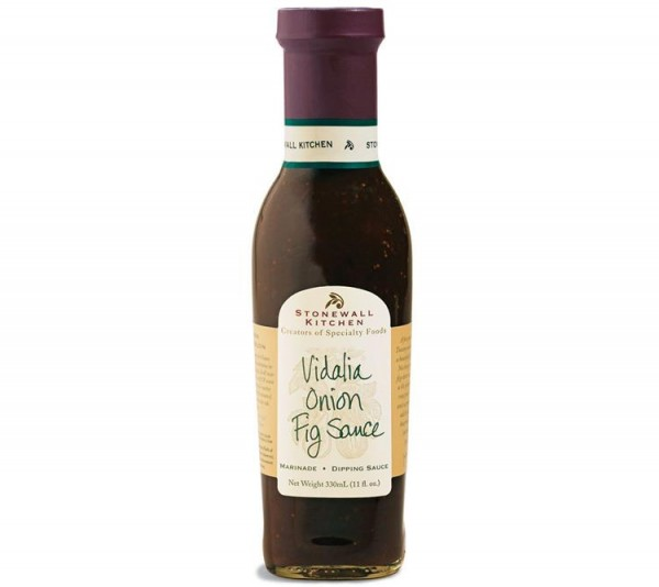 Stonewall Kitchen Vidalia Onion Fig Sauce (330ml)